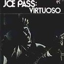 Joe Pass Virtuoso CD cover