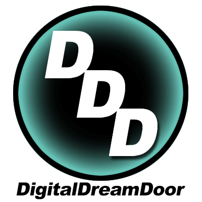 digitaldreamdoor home page image