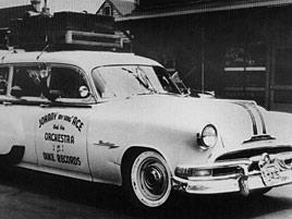 Johnny Ace car