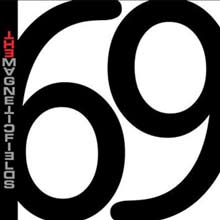 69 Love Songs by The Magnetic Fields album cover
