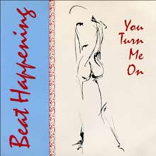 You Turn Me On by Beat Happening album cover