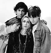 Sonic Youth band