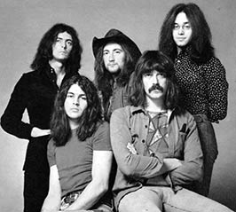 Deep Purple rock band