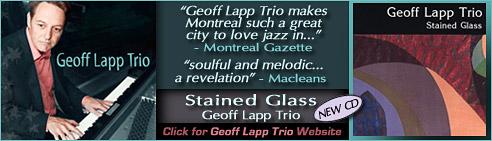 Geoff Lapp Trio