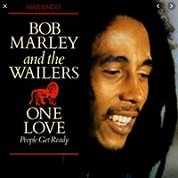One Love/People Get Ready by Bob Marley 7inch single sleeve