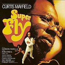 Superfly 7inch single sleeve