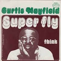 "Funk Song ""Superfly "" record sleeve"