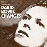 Changes single record cover