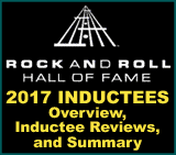 2017 Rock and Roll Hall Of Fame Inducees link button