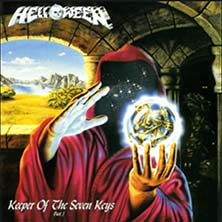 Keeper of the Seven Keys Part I by Helloween album cover