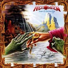 Keeper of the Seven Keys Part II by Helloween album cover