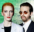 rock band Eurythmics