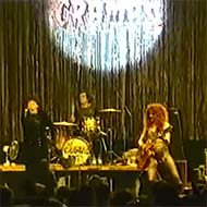 The Cramps psychobilly band