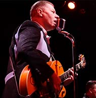 The Reverend Horton Heat psychobilly band