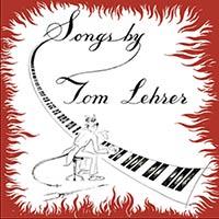 Songs by Tom Lehrer album cover