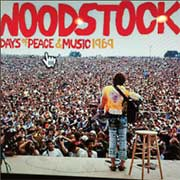 woodstock spotify playlist link button