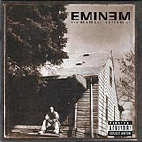 The Marshall Mathers LP Eminem album cover