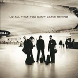 All That You Can't Leave Behind U2 album cover