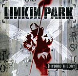 Hybrid Theory Linkin Park album cover