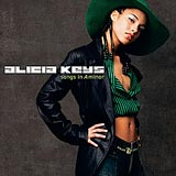 Songs In A Minor Alicia Keys album cover