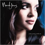 Come Away With Me Norah Jones album cover