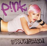 Missundaztood Pink album cover