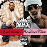 Speakerboxxx/The Love Below OutKast album cover