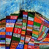 Hail To The Thief Radiohead album cover