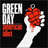 American Idiot Green Day album cover