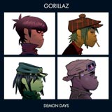 Demon Days Gorillaz album cover