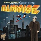 Illinois Sufjan Stevens album cover