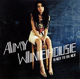 Back to Black Amy Winehouse album cover