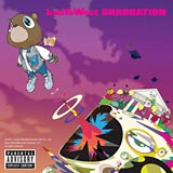 Graduation Kanye West album cover
