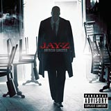 American Gangster Jay-Z album cover