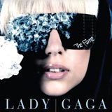 The Fame Lady Gaga album cover