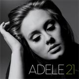 21 Adele album cover
