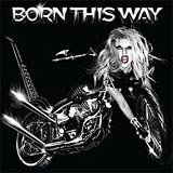 Born This Way Lady Gaga album cover