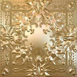 Watch the Throne Jay-Z and Kanye West album cover