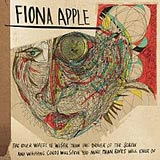 The Idler Wheel Fiona Apple album cover