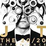 The 20/20 Experience Justin Timberlake album cover