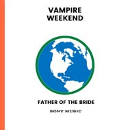 Father of the Bride - Vampire Weekend album cover