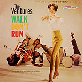 Walk, Don't Run by the Ventures album cover