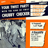 Your Twist Party With The King Of The Twist