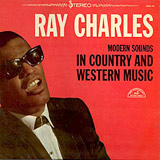 Modern Sounds In Country And Western Music - Ray Charles album cover