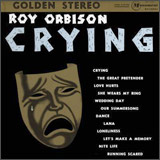 Crying - Roy Orbison album cover