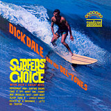 Surfer's Choice: Dick Dale and the Del-Tones album cover