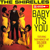 Baby It's You - Shirelles album cover
