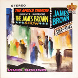 Live At The Apollo album cover - James Brown