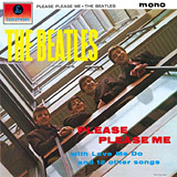 Please Please Me album cover - The Beatles