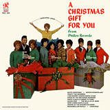 A Christmas Gift For You album cover - Phil Spector
